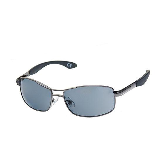 JF J.Ferrar® Navigator Sunglasses with Smoke Lens