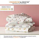 Home Expressions Print Twin XL Sheet Set
