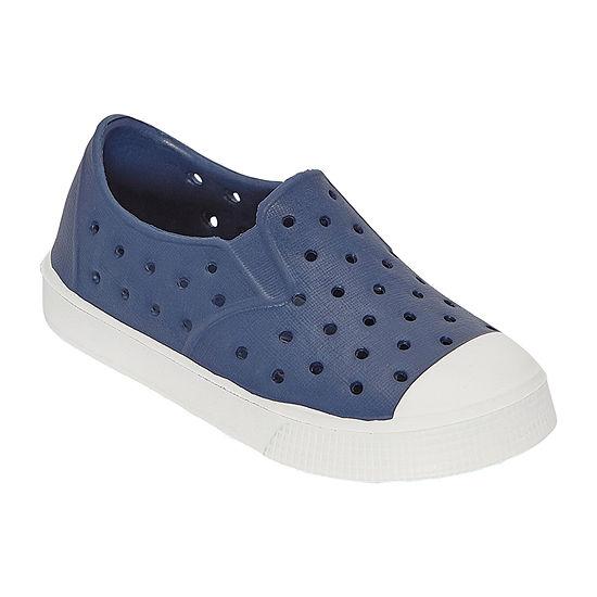 London Fog Little Kid/Big Kid Boys Bayswater Closed Toe Slip-On Shoe