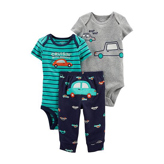 Carter's Baby Boys 3-pc. Baby Clothing Set