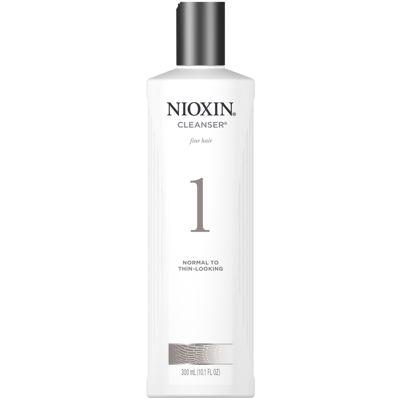 Nioxin® System 1 Cleanser Shampoo - 10.1 oz.
