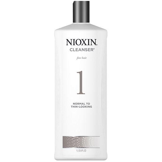 Nioxin® System 1 Cleanser Shampoo - 33.8 oz.