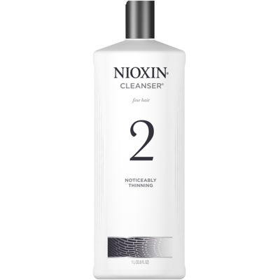 Nioxin® System 2 Cleanser Shampoo - 33.8 oz.