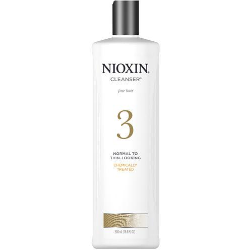 Nioxin® System 3 Cleanser® - 16.9 oz.