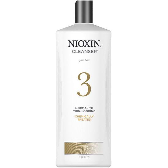 Nioxin® System 3 Cleanser® - 33.8 oz.