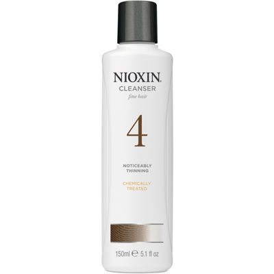 Nioxin® System 4 Cleanser® - 5.1 oz.