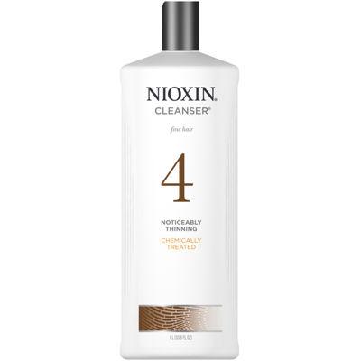 Nioxin® System 4 Cleanser® - 33.8 oz.