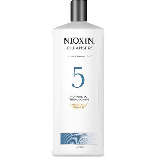 Nioxin® System 5 Cleanser Shampoo - 33.8 oz.