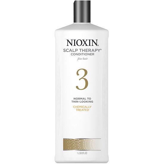Nioxin® System 3 Scalp Therapy Conditioner - 33.8 oz.