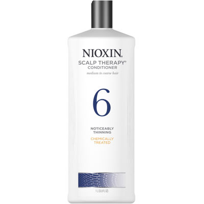 Nioxin® System 6 Scalp Therapy Conditioner - 33.8 oz.