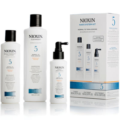 Nioxin® Hair System 5 Kit For Normal to Thin Medium to Coarse Hair