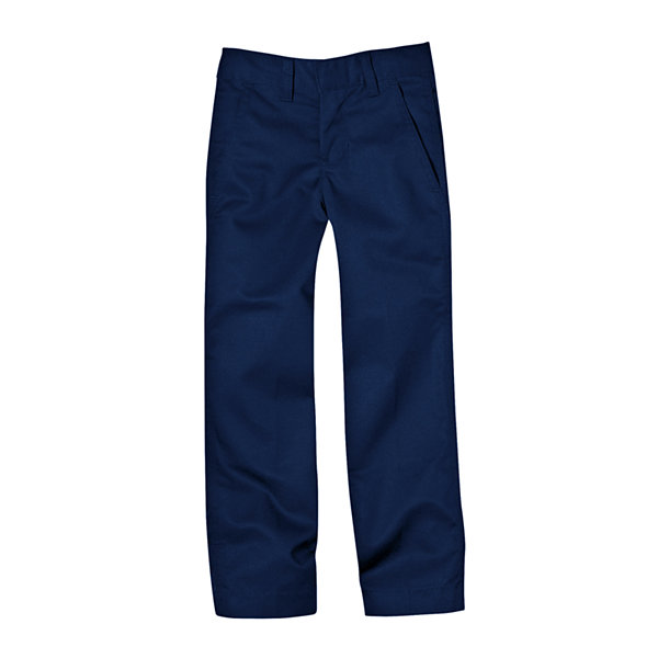 Dickies® Dickies Boys FlexWaist Flat Front Pant- Big Kid & Husky