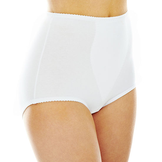 Bali Cottony Light Control 2-Pack Control Briefs X037