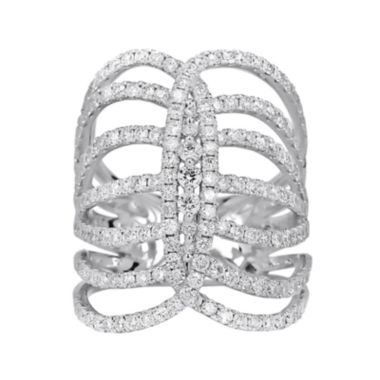 LIMITED QUANTITIES 2 CT. T.W. Diamond Loop Ring