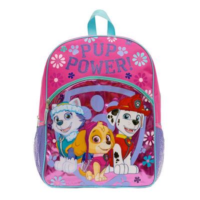 Paw Patrol Pup-Power Backpack - Girls 7-16