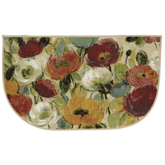 JCPenney Home™ Bright Fresh Floral Wedge Rug