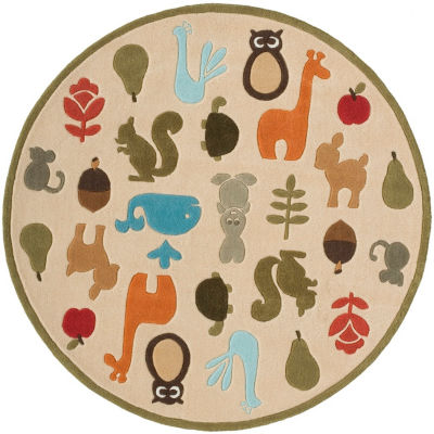 Hand Tufted Round Rugs