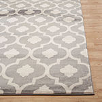 World Rug Gallery Moroccan Trellis Contemporary Area Rug