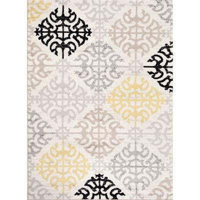 Toscano Tiles Rectangular Rug