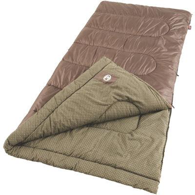 Coleman® Oak Point™ Cool Weather 30-50°F Sleeping Bag