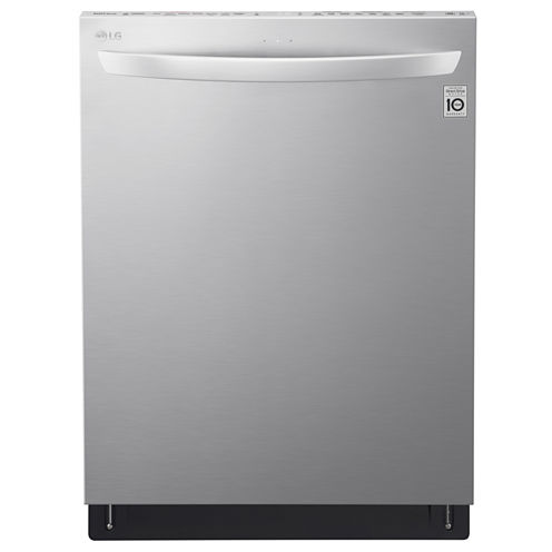 LG ENERGY STAR® Top-Control Dishwasher with QuadWash™ and EasyRack™ Plus