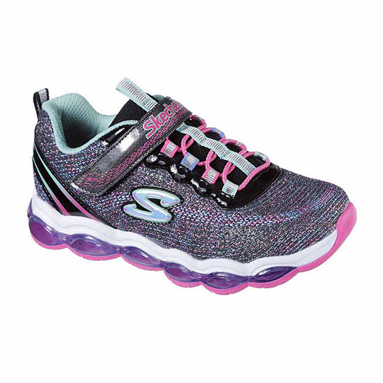 Skechers Glimmer Lights Girls Sneakers - Little Kids