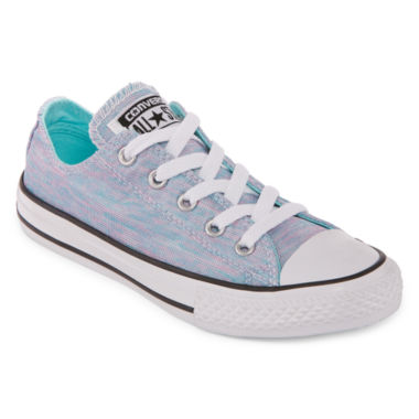 Converse Chuck Taylor All Star Ox Girls Sneakers - Little Kids