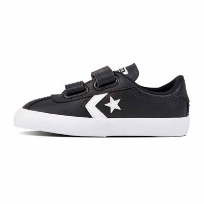 Converse Breakpoint 2V Leather Boys Sneakers- Toddler
