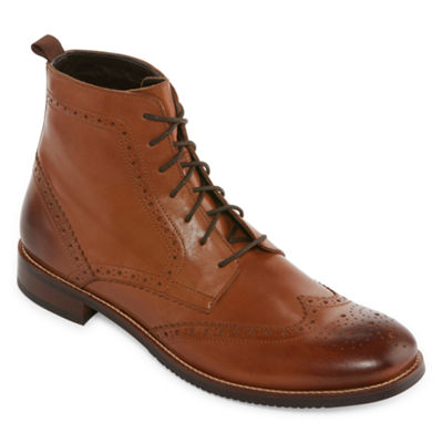 Stafford Mens Hanks Dress Boots