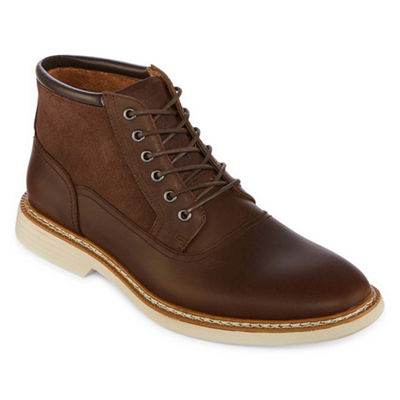 Collection by Michael Strahan  Mens Howie Lace Up Boots