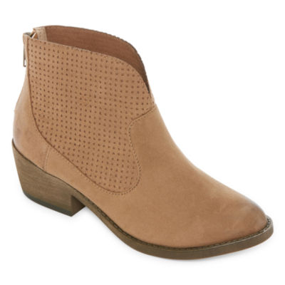 Pop Lansing Womens Bootie