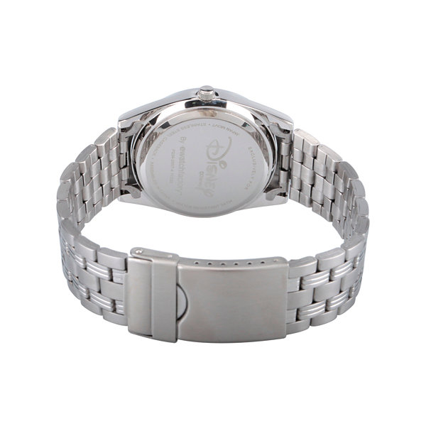 Disney Princess Cinderella Womens Silver Tone Bracelet Watch-Wds000169