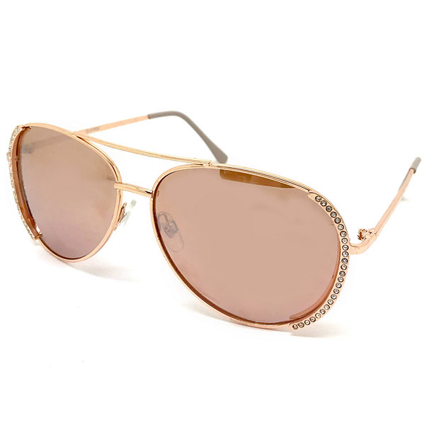 Fantas Eyes Full Frame Aviator UV Protection Sunglasses-Womens