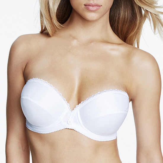 Dominique Margeau Low Plunge Plunge Strapless Bra-8103