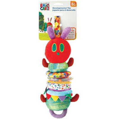 Kids Preferred Eric Carle Caterpillar Jiggler Interactive Toy - Unisex