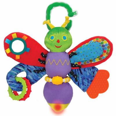 Kids Preferred Eric Carle Firefly With Lights Interactive Toy - Unisex