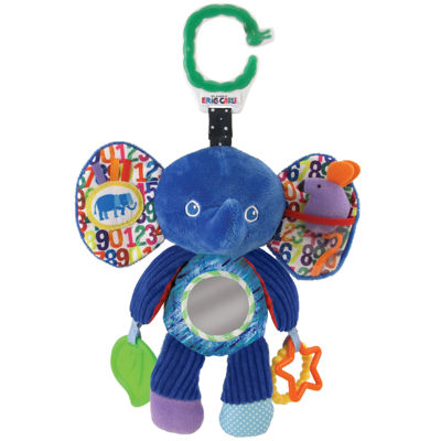Kids Preferred Eric Carle Elephant Interactive Toy - Unisex
