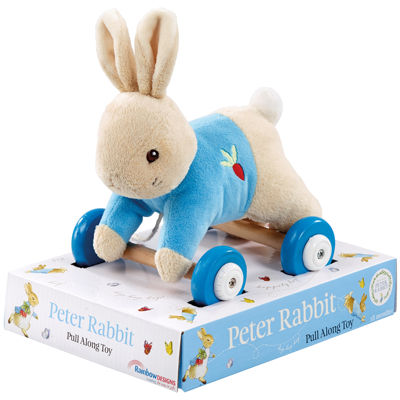 Kids Preferred Peter Rabbit Interactive Toy - Unisex