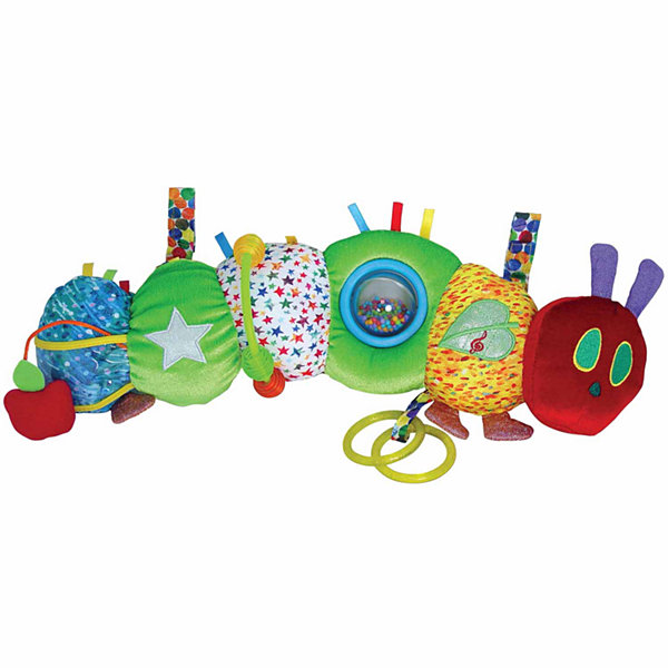 Kids Preferred Eric Carle Very Hungry Caterpillar Interactive Toy - Unisex