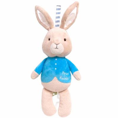 Kids Preferred Peter Rabbit Musical Plush Doll