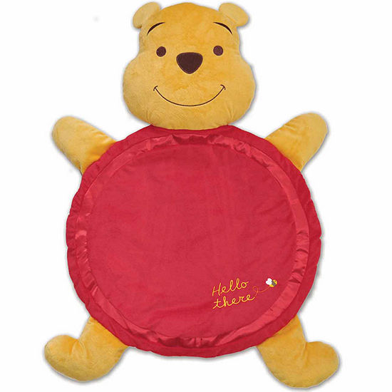 Kids Preferred Playmat Winnie the Pooh Plush Doll