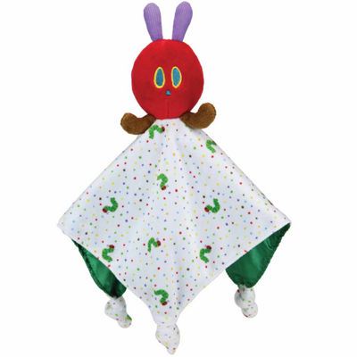 Kids Preferred The Very Hungry Caterpillar Blanket Plush Doll
