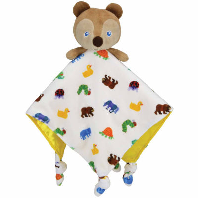 Kids Preferred Brown Bear Blanket Plush Doll