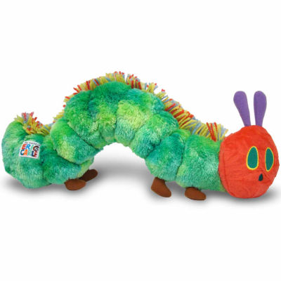 Kids Preferred The Very Hungry Caterpillar Jumbo Plush Doll
