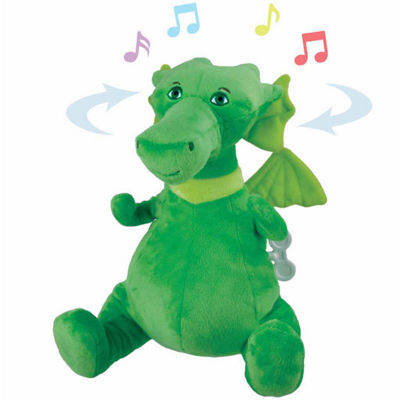 Kids Preferred Puff The Magic Dragon Musical Plush Doll