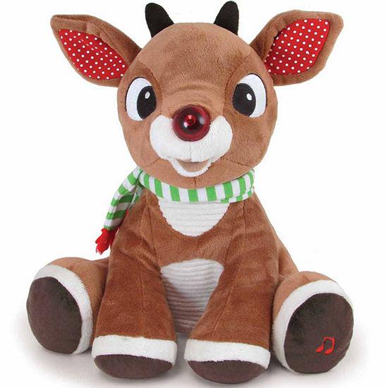 Kids Preferred Rudolph Light-Up Musical