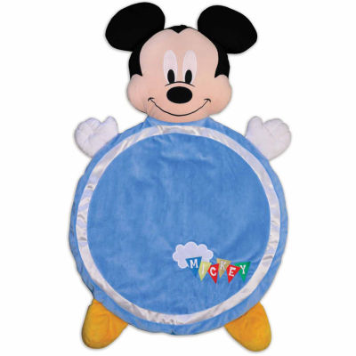 Contour Products Plush Play Mat