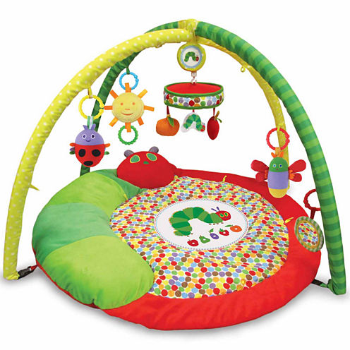 Kids Preferred The Very Hungry Caterpillar Activity Gym Play Mat