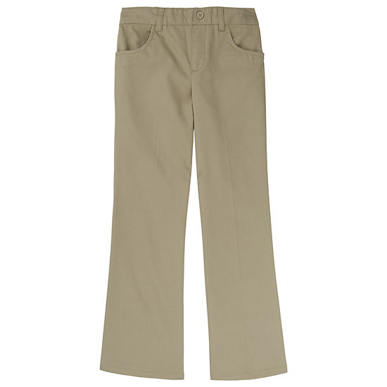 French Toast Girls Bootcut Pull-On Pants