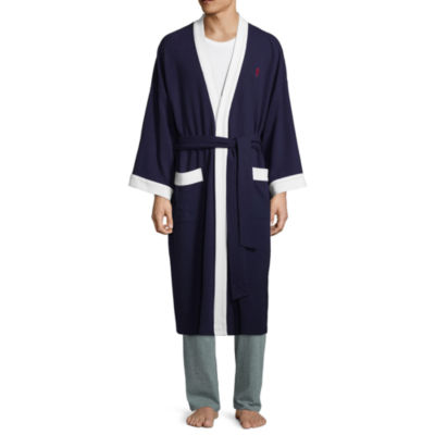 Jockey® Waffle Long Sleeve Kimono Robes